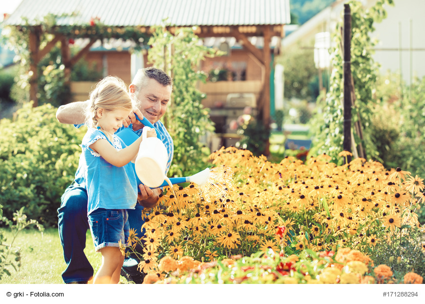 How To Start a Kid-Friendly Garden In Your Backyard ...